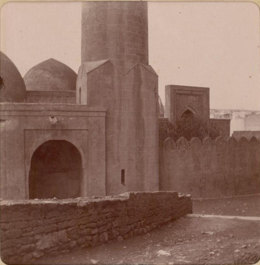 06. Баку. Дворцовая мечеть