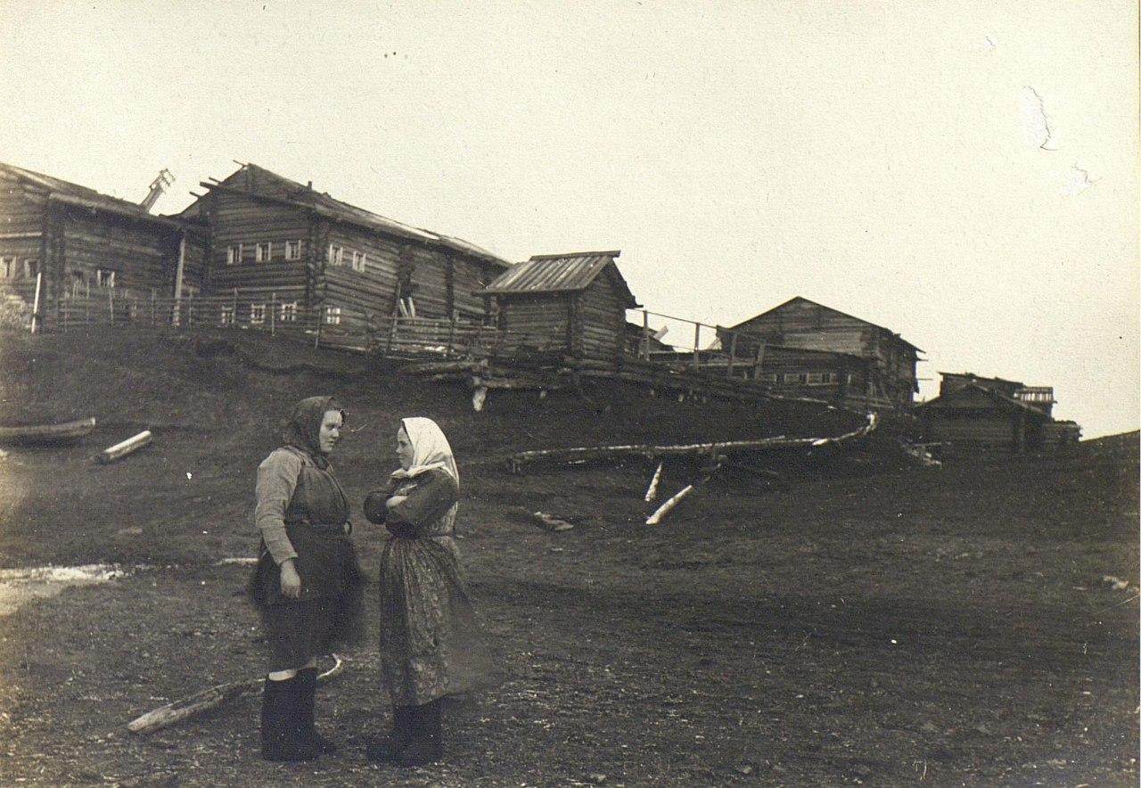 Село Юрома, северный конец