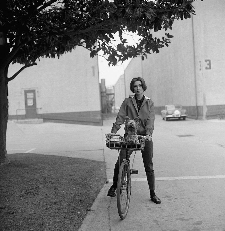 1957. Одри Хепбёрн