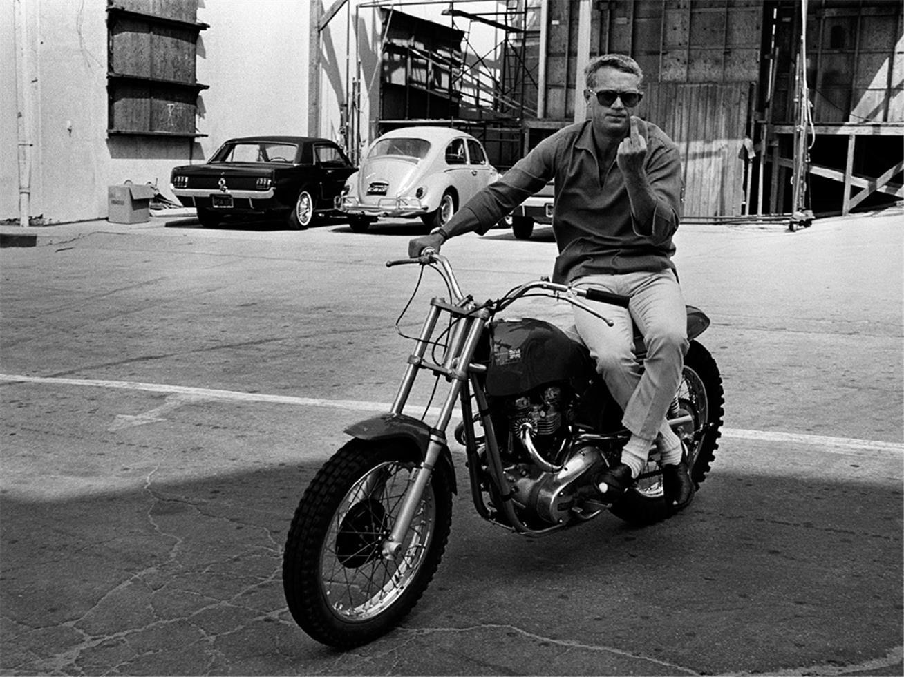 1966. Стив Маккуин
