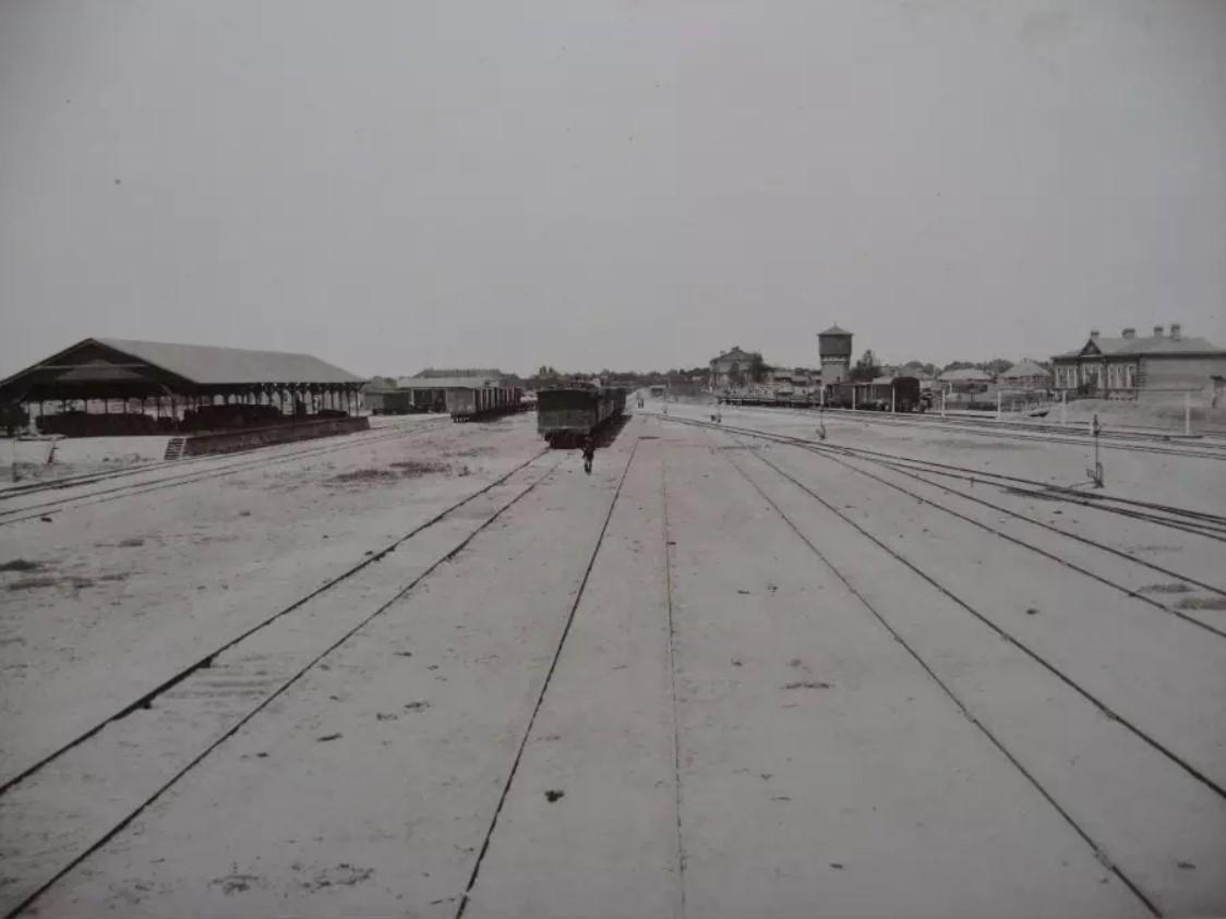 Станция Харьков Юго-Восточных дороги