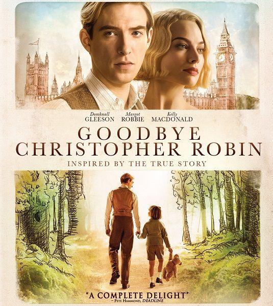 Прощай, Кристофер Робин / Goodbye Christopher Robin (2017/WEB-DL/WEB-DLRip)