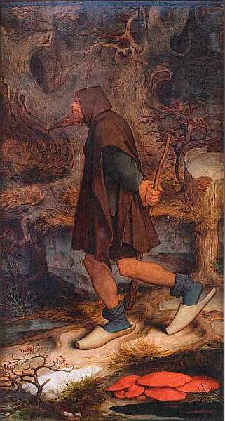 Мориц фон Швинд (1804–1871) Рюбецаль 1846–1851. Картон, масло..jpg