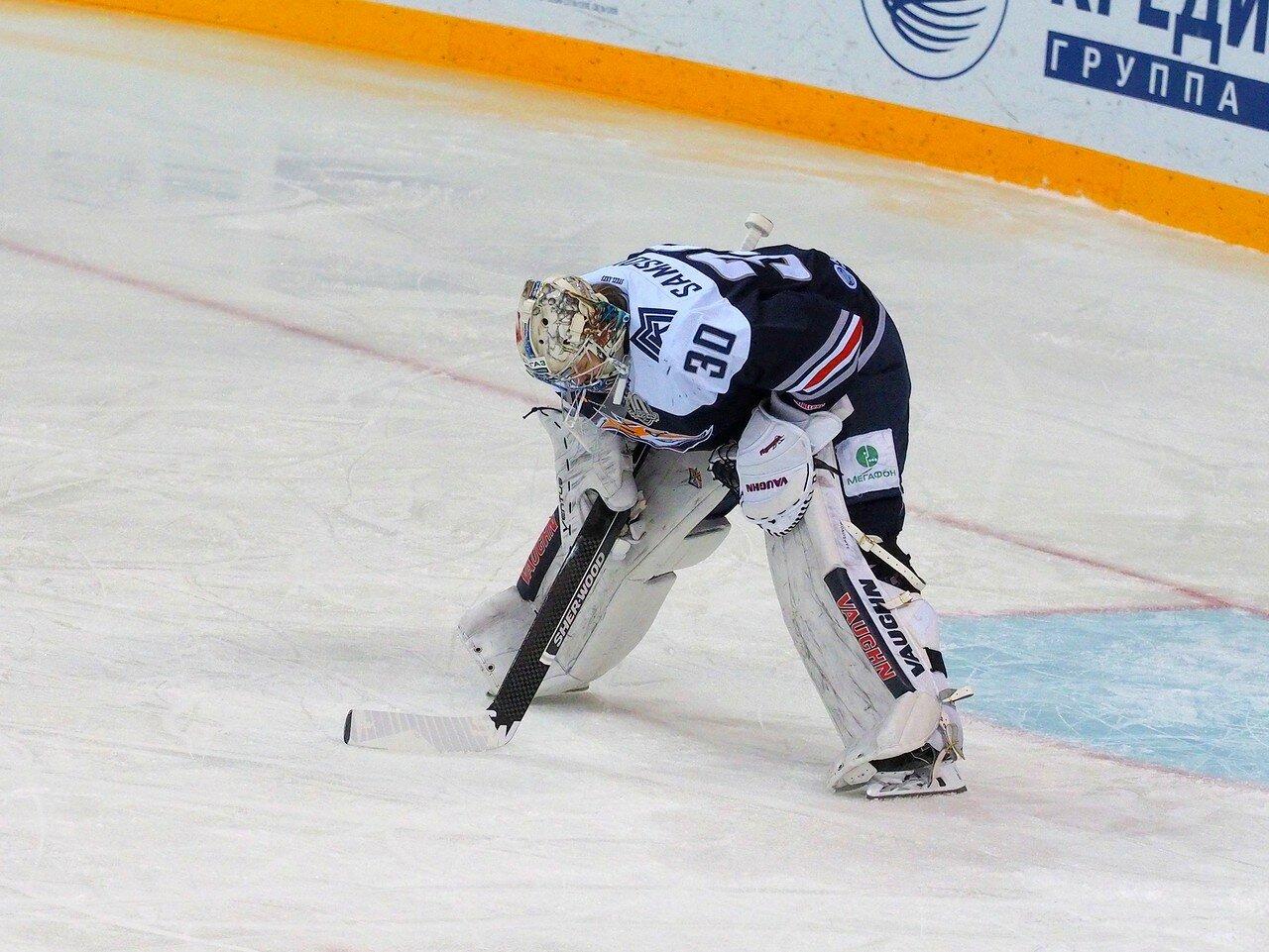 87 Металлург - ЦСКА 18.10.2017