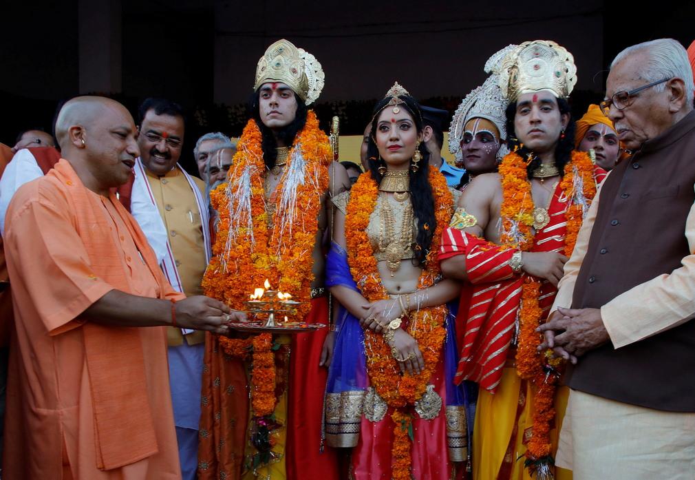 Фестиваль Огней Дивали