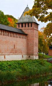 Смоленск. Бублейка-осень