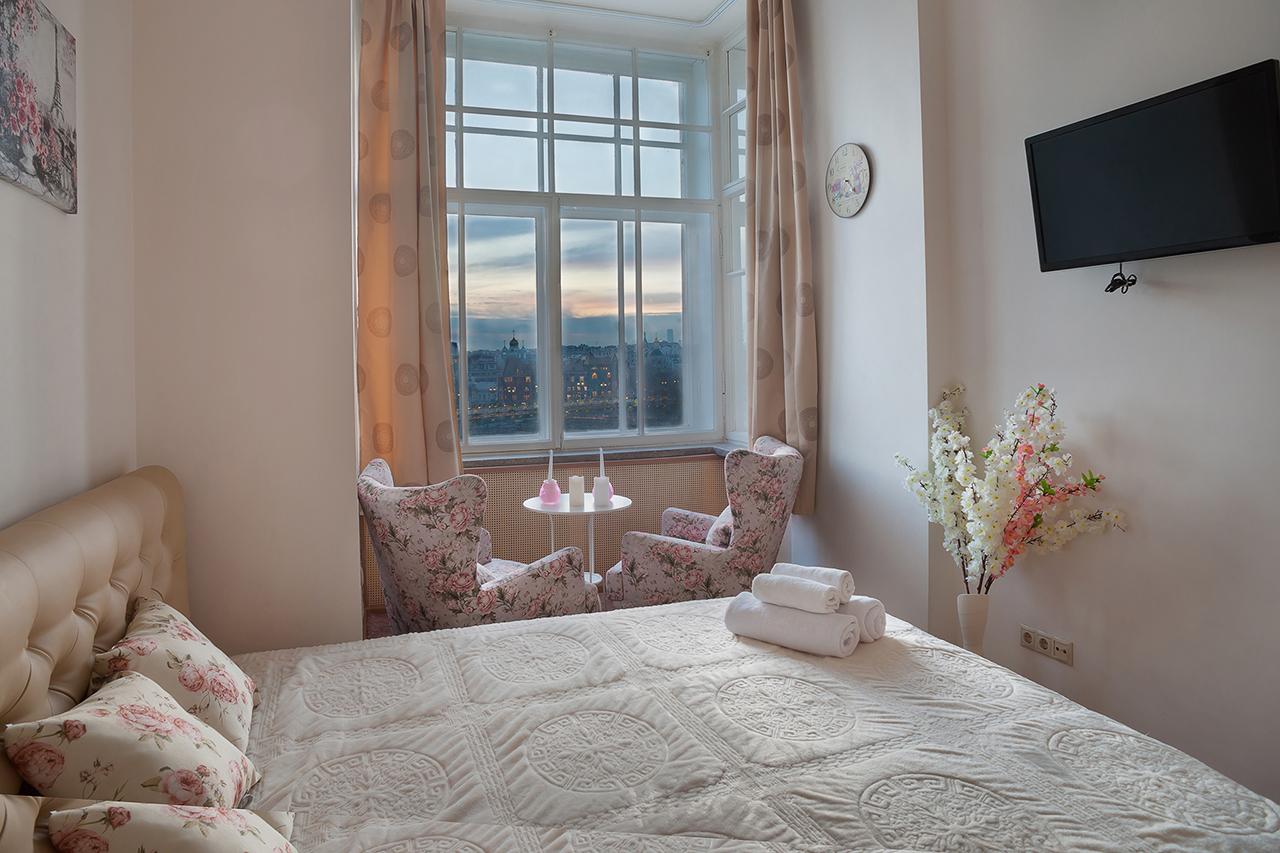 интерьерная фотосъемка для хостела в Москве