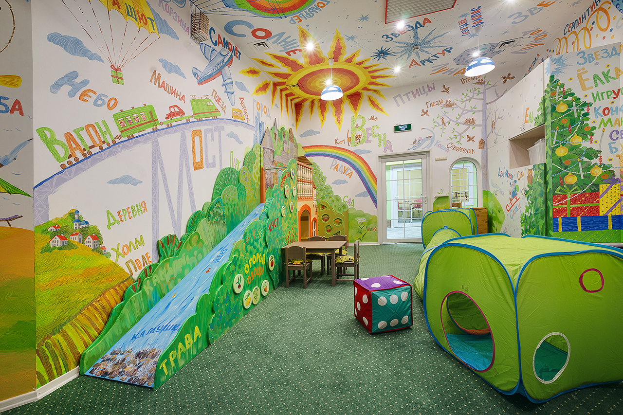 Фотограф Кирилл Толль. Москва. интерьеры детских комнат