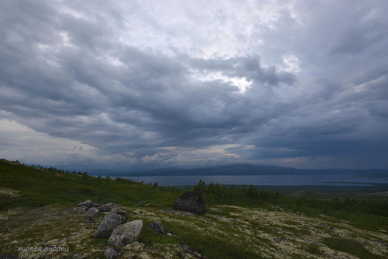 Кольский полуостров.