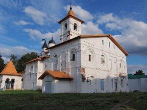 Александро-Свирский монастырь, лето 2017 г