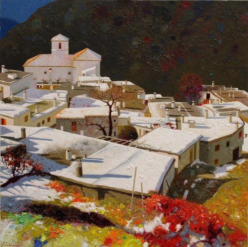Картины Pedro Roldan Molina