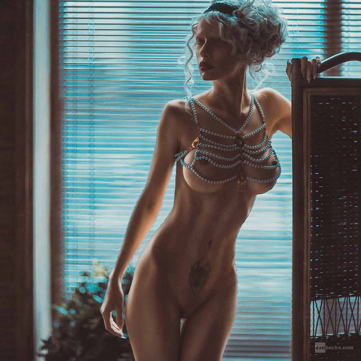 Красивая эротика /фотограф Дан Хечо