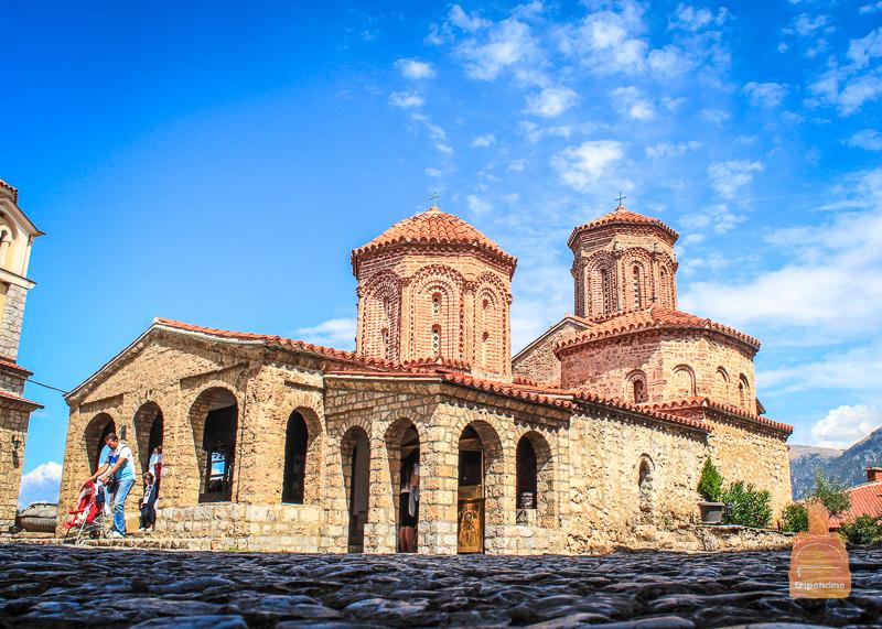 Храм монастыря свети Наум