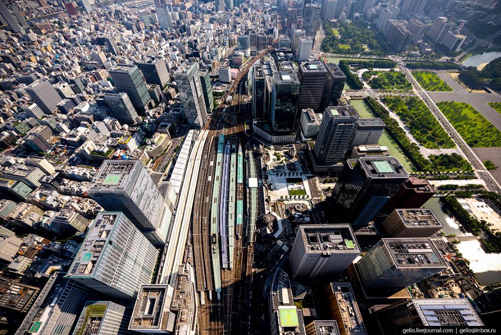 7. Более половины Токио было уничтожено 9-балльным землетрясением и пожаром в сентябре 1923 года. Го