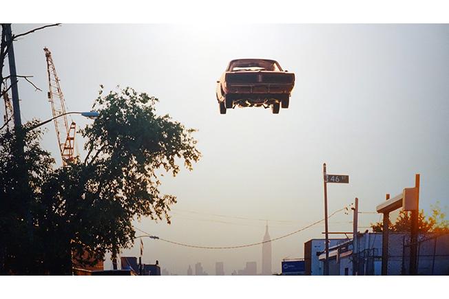 Лэндон Клэй. From the New York City series, 1976.