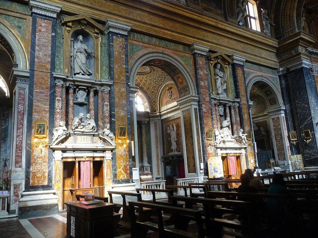 Chiesa Gesù e Maria (10).JPG