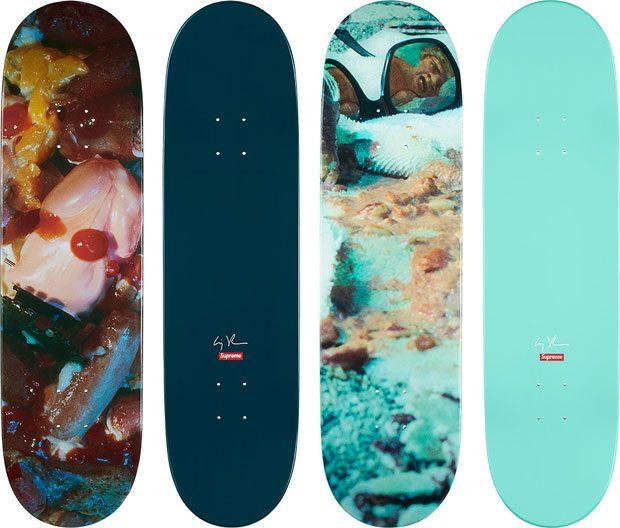 Cindy Sherman for Supreme - Limited Edition Skateboard Decks