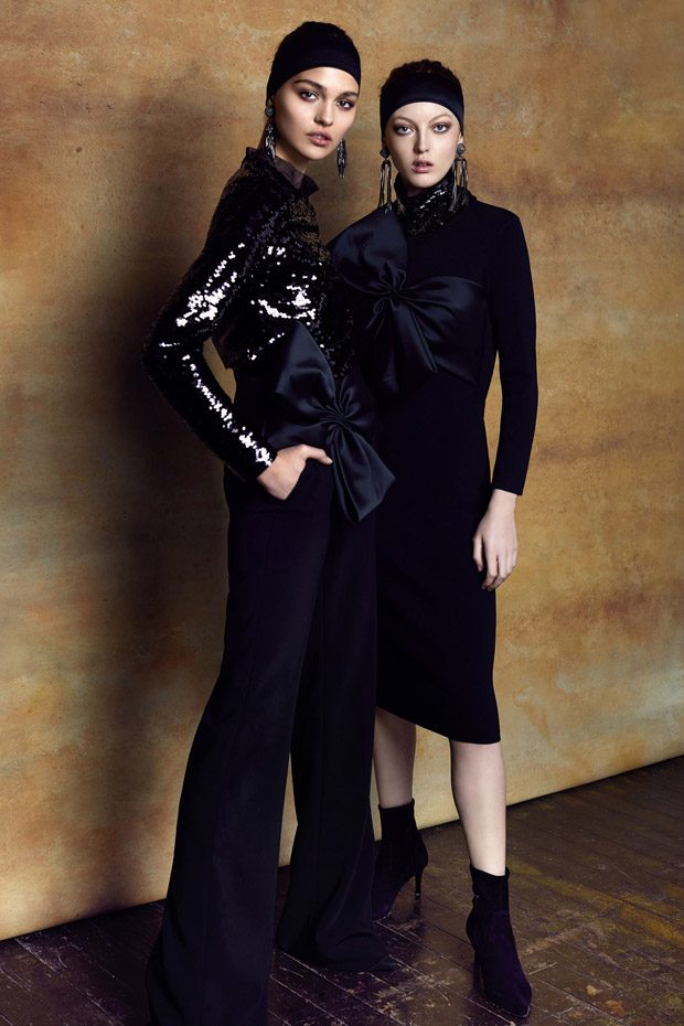 Sachin & Babi Pre-Fall 2018 Womenswear Collection (18 pics)