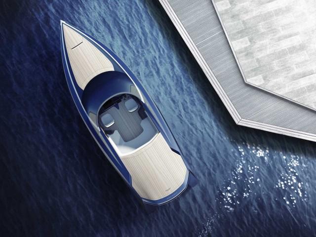 Aston Martin Luxury Yacht (4 pics)