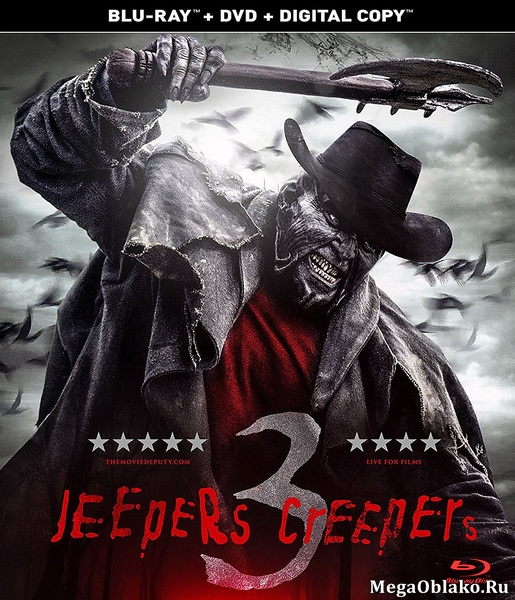 Джиперс Криперс 3 / Jeepers Creepers 3 (2017/BDRip/HDRip)
