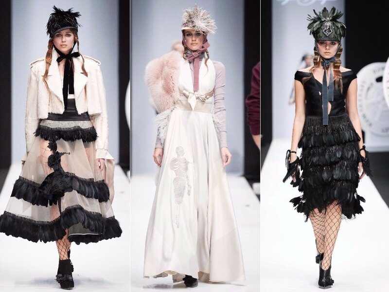 Mercedes Benz Fashion Week Russia S/S 2018 - Day Five