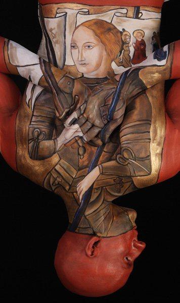 Museum Anatomy - Body Art - Chadwick Gray and Laura Spector