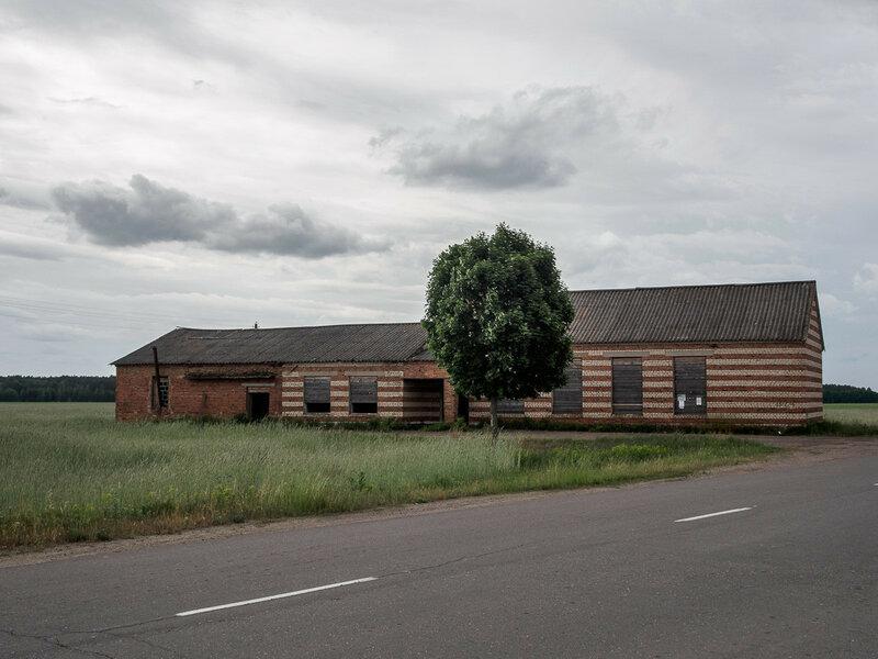 В деревне Фастовичи.