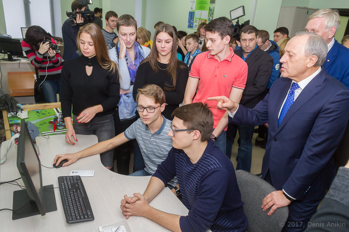 Салон инноваций СГТУ 2017 фото 3