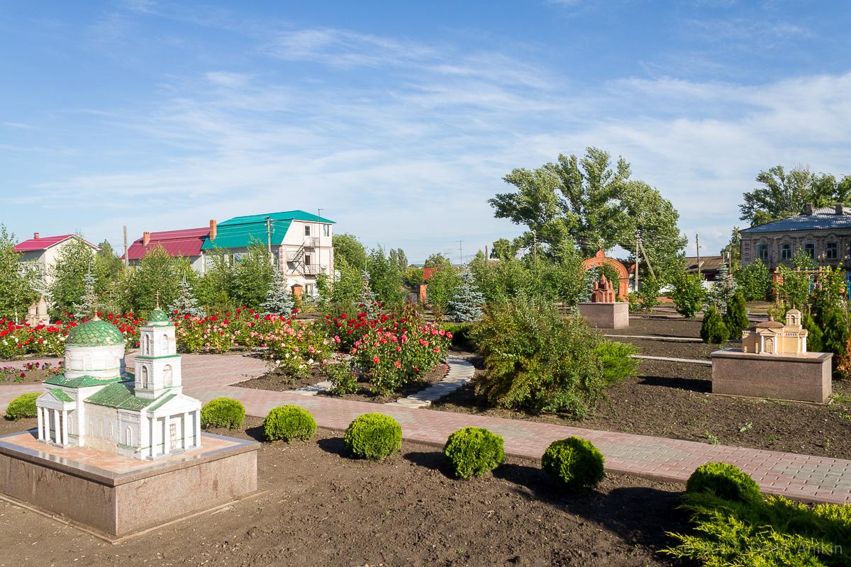 Сад храмов Хвалынск фото 1