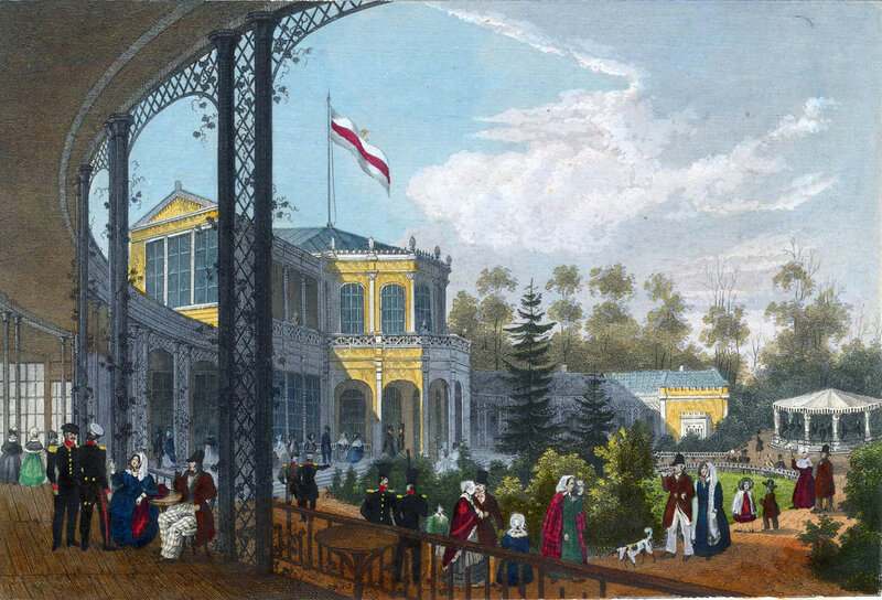 40. Вокзал в Павловске