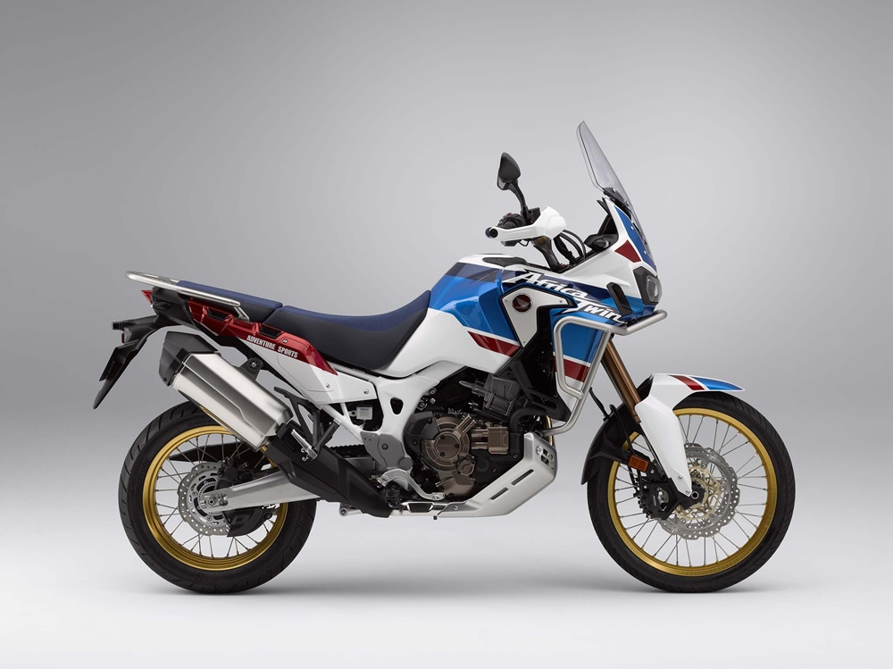 ECIMA 2017: турэндуро Honda Africa Twin Adventure Sports 2018