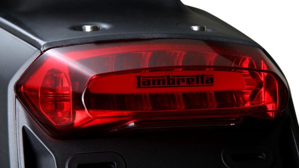 EICMA 2017: новые скутеры Lambretta V-Special 2018