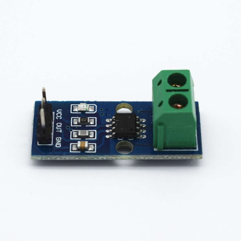 1PCS 5A //10A //30A range Current Sensor Module ACS712 Module NEW