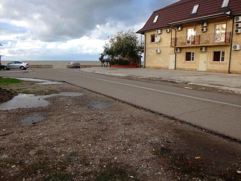 Дорога к морю ... На финише октября, в городе у моря Азовского. (36).JPG