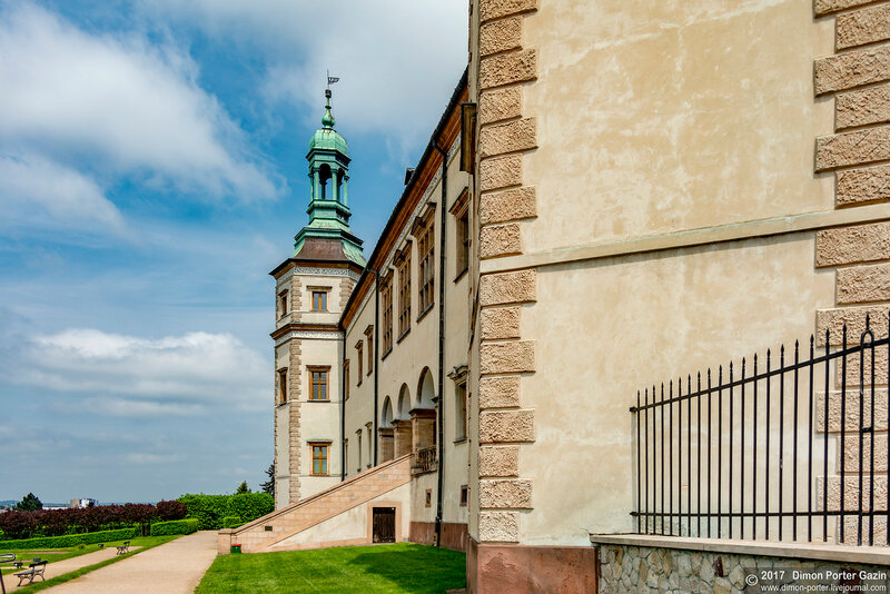 Кельце. Дворец краковских епископов
