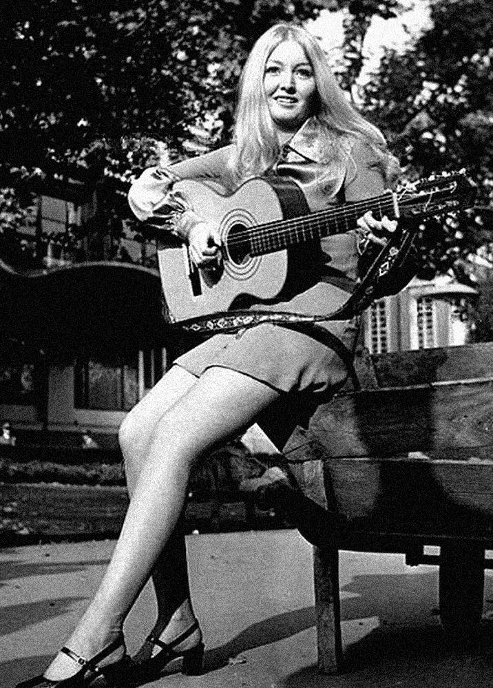 1969. Мэри Хопкин
