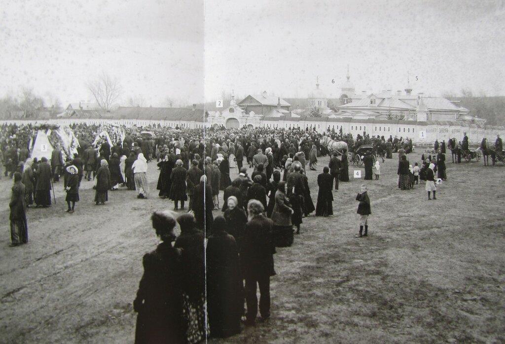 Похороны Бугрова. Нижний Новгород. 1911г.