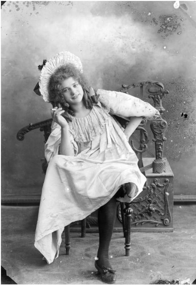 1913. Дубуа - шансонетка Нижегородской ярмарки