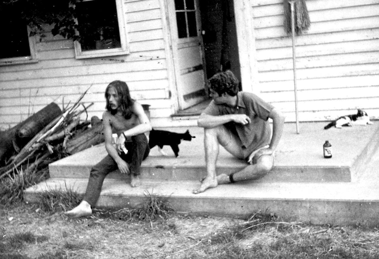 1969. Хиппи. Назад к природе