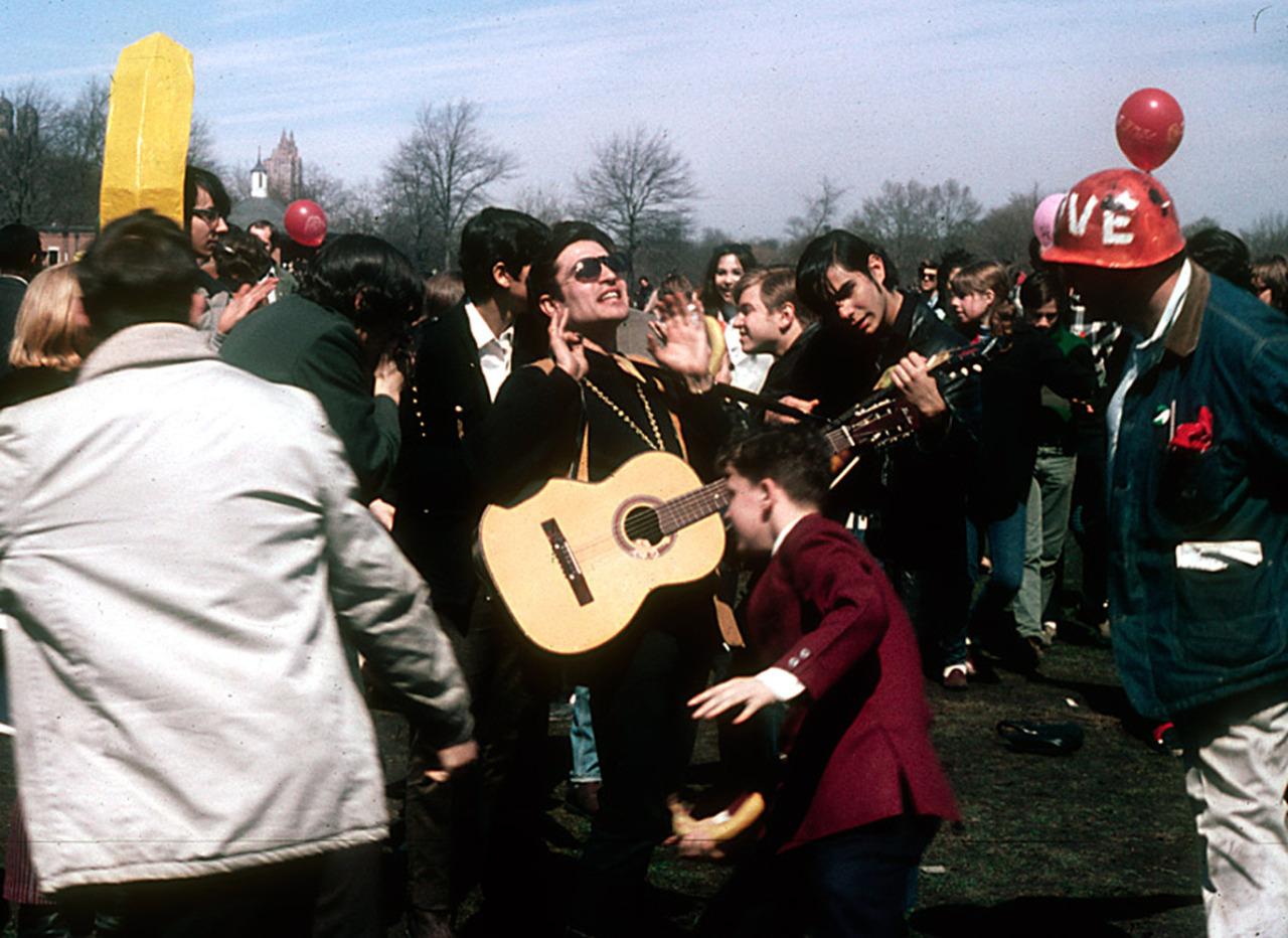 1967. «Туса» в Нью-Йорке