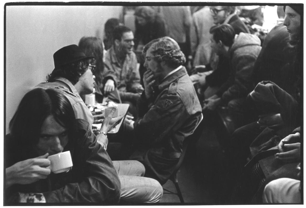 1967. Вечер в Сан-Франциско