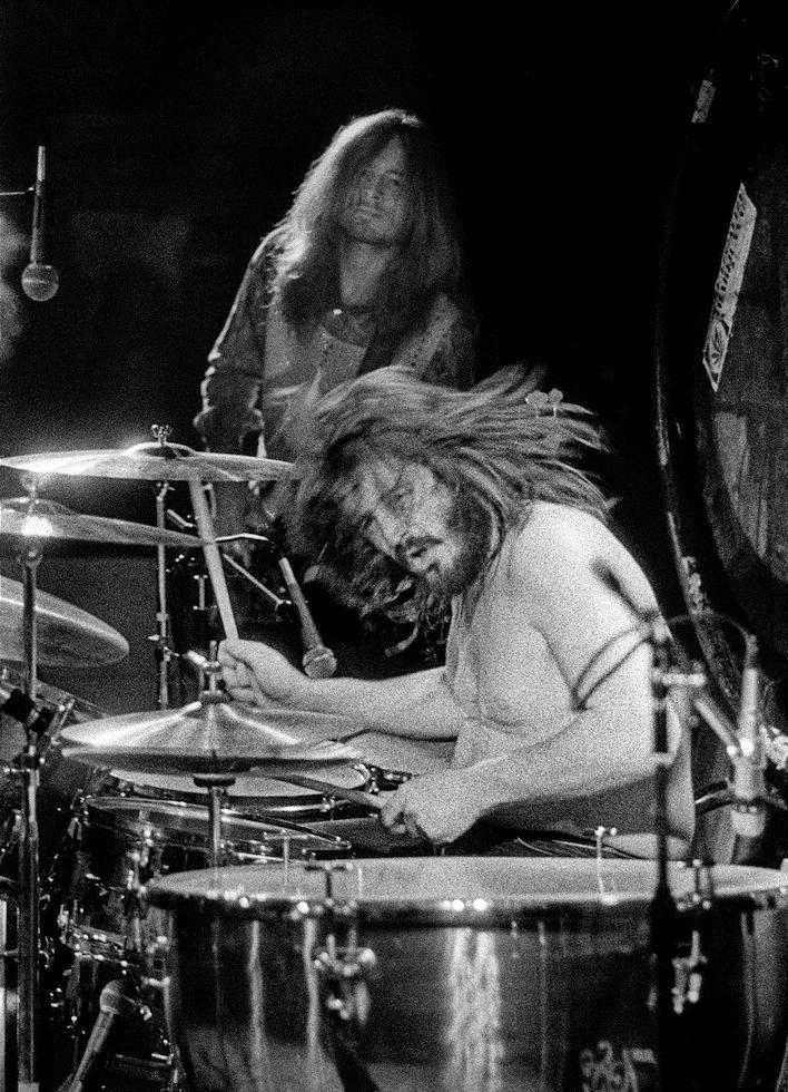 1972. «Led Zeppelin»