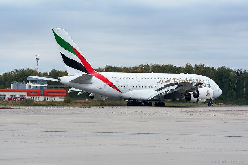 Airbus A380-861 (A6-EDC) Emirates 0143_D706529a
