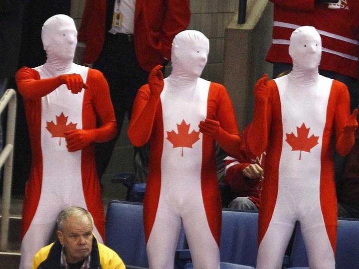 Тем временем в Канаде...