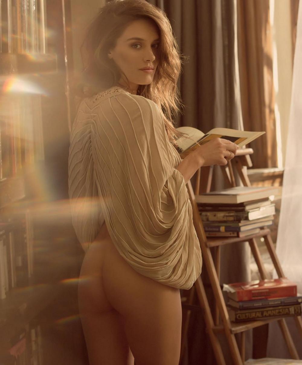 Кайла Гарвин  в журнале Playboy
