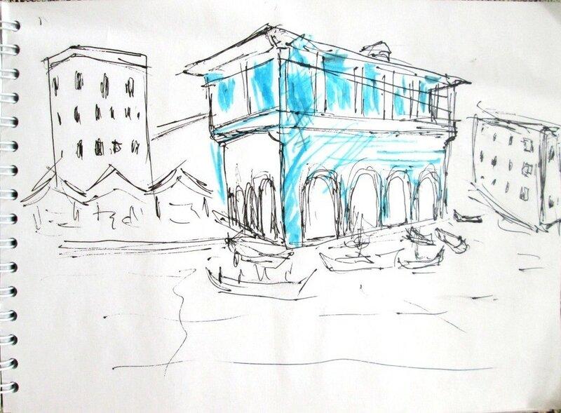 венеция с анной эгида