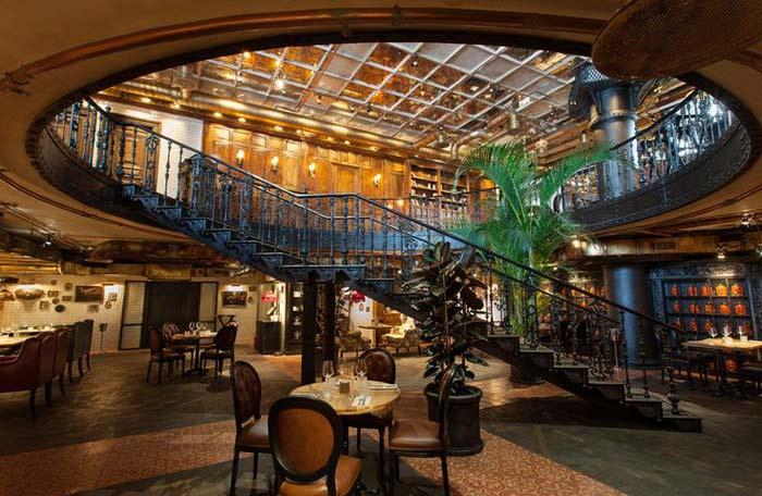 события в ресторанах Москвы