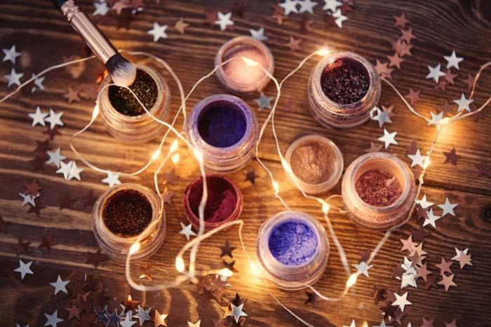 Косметика для новогодней ночи