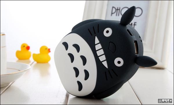 Азиатские зарядные устройства Totoro Power Bank