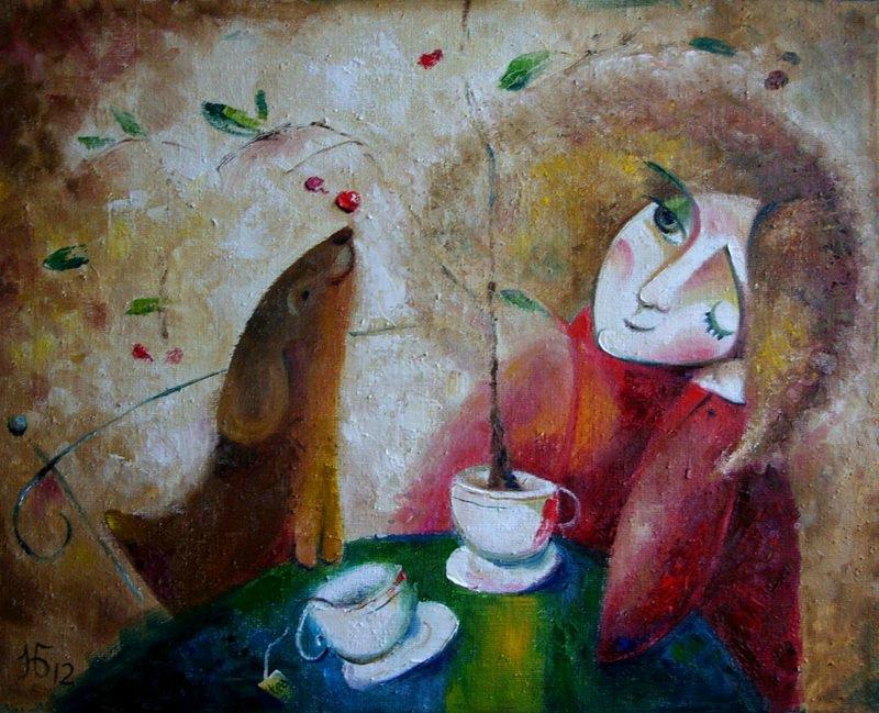 Картины Настули Балыш